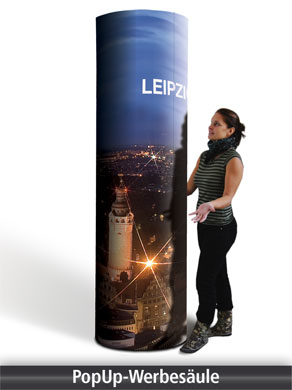 Faltdisplays und PopUp-Displays